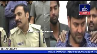 getlinkyoutube.com-Most wanted Rowdy Ayub Khan arrested | Hyderabad Deadly and Richest Rowdy Sheeter Ayub Khan