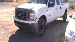 getlinkyoutube.com-Ford 7.3 Diesel Bad Injector????  2002 F-350