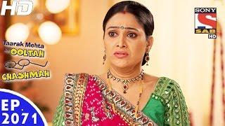 Taarak Mehta Ka Ooltah Chashmah - तारक मेहता - Episode 2071 - 14th November, 2016 width=