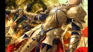 getlinkyoutube.com-Fate Zero's Gilgamesh