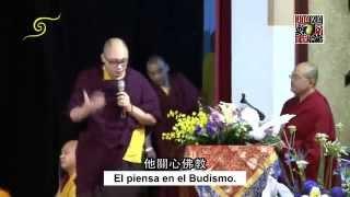 getlinkyoutube.com-S.E. Kalu Rinpoche habla de S.S. Gyalwang Karmapa(Subt.Esp.) 6 - 8 Junio 2014