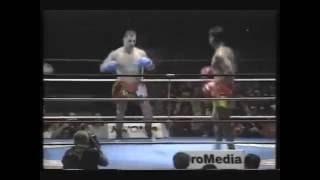 getlinkyoutube.com-Real Kyokushin Karate vs muay thai
