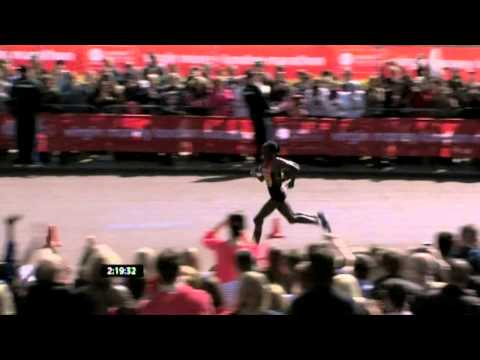 Kenya's Edna Kiplagat on finally winning the women's London Marathon title