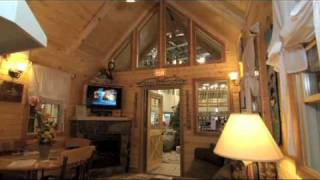 getlinkyoutube.com-Rustic American Mini Cabins by Landmark Home and Land Company  Stylized Wood Homes