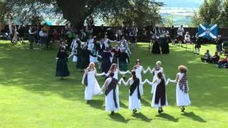 Scottish folk dance: Nothingham Lace