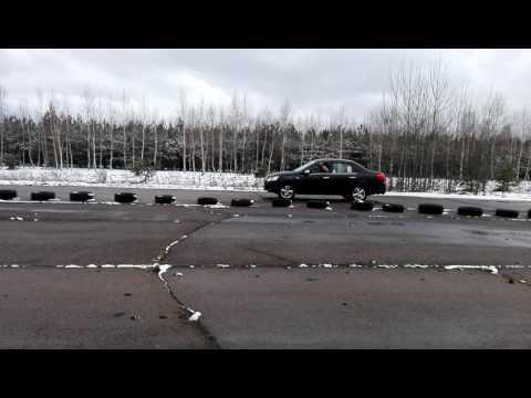 Datsun On-Do против Audi TT