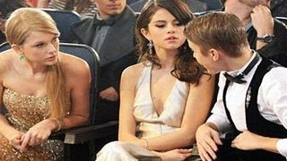 getlinkyoutube.com-Taylor Swift To Selena Gomez : Dump Justin Bieber Or Kiss Our Friendship Goodbye