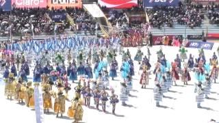 getlinkyoutube.com-Morenada Orkapata 2014 Concurso Estadio