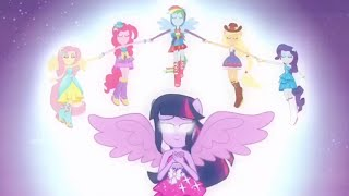 getlinkyoutube.com-Equestria Girls vs. Rainbow Rocks vs. Friendship Games (Transformaciones & Derrotas)