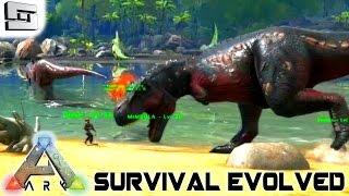 getlinkyoutube.com-ARK: Survival Evolved - NEW TREX! INEVITABILITY! S2E3 ( Gameplay )