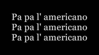 getlinkyoutube.com-We no speak americano (lyrics)