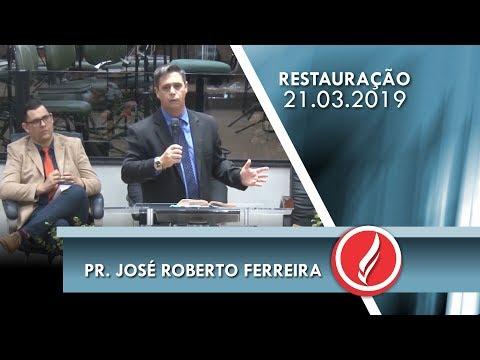 Ev. José Roberto Ferreira | Só mais um | Jz 6.11-16 | 21 03 2019