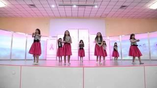getlinkyoutube.com-فرقة أثر .. أوبريت بسمة وردية .. حملة البيت الوردي بالبكيرية