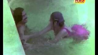 Geetha hot cleavage swimsuit