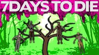getlinkyoutube.com-ZOMBIES GROW ON TREES ★ 7 Days to Die (26)