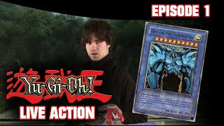 getlinkyoutube.com-Revelations of The Seal of Orichalcos - Episode 1 (Yu-Gi-Oh live action series)