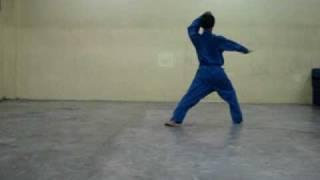 getlinkyoutube.com-Vovinam Sword Form