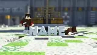getlinkyoutube.com-[Blender]Free Minecraft Sync Intro Template | By Lollomig