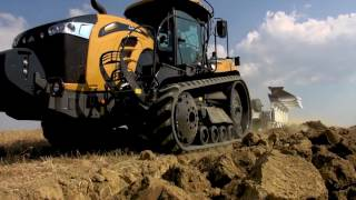 Challenger Track Tractor MT800E 2016