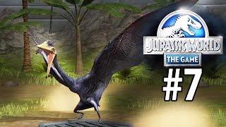 getlinkyoutube.com-Jurassic World: The Game - Zhejiangopterus [Episode 7] [iPad/Android]