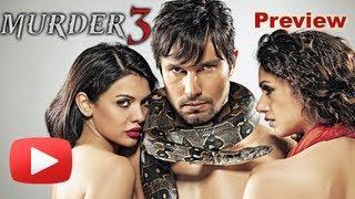 Murder 3 - Bollywood Film Preview - Randeep Hooda, Aditi Rao Hydari, Sara Loren [HD]