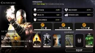 getlinkyoutube.com-Mortal Kombat X iOS account giveaway
