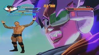 getlinkyoutube.com-Dragon Ball Xenoverse: Random Battle Regular Characters W/ Rhymestyle!