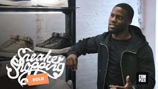 getlinkyoutube.com-Kevin Hart Goes Sneaker Shopping With Complex