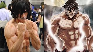 "getlinkyoutube.com-""Attack on titan"" in cosplay - spoiler anime !!!  The most complete slideshow on Shingeki no Kyojin"