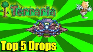 getlinkyoutube.com-Terraria Top 5 Martian Madness Drops | Terraria Countdown