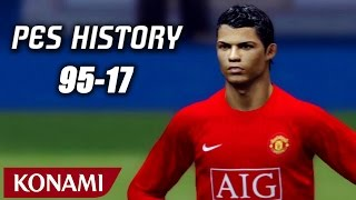 getlinkyoutube.com-Pro Evolution Soccer History: 95-17 (Winning Eleven) PES
