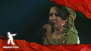 getlinkyoutube.com-Khoshbo Ahmadi sings Amadi Khani Deli from Hangama