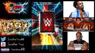 getlinkyoutube.com-WWE Supercard Season 2 #8 Rewards Kotr/Pcc/Packs/Team Pcc Gameplay