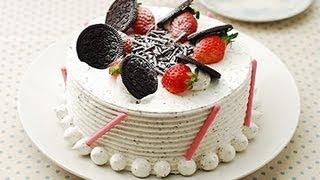 getlinkyoutube.com-【楊桃美食網】【情人節】草莓巧克力蛋糕