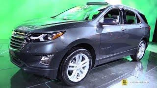 getlinkyoutube.com-2017 Chevrolet Equinox - Exterior and Interior Walkaround - 2017 Detroit Auto Show