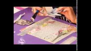 getlinkyoutube.com-Cómo decorar una caja con decoupage
