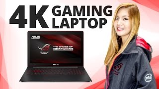 getlinkyoutube.com-ASUS G501 (4k Gaming Laptop) : Full Review / Benchmark / Audio Test / Impression (60FPS Video)