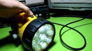 getlinkyoutube.com-Самодельный мощный фонарь на 10000 люмен