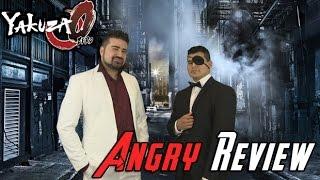 getlinkyoutube.com-Yakuza 0 Angry Review