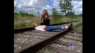 "getlinkyoutube.com-Railtrack peril scene from a ""telenovela"""