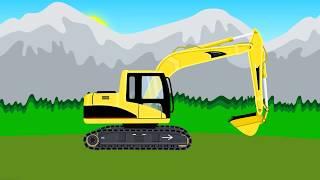 getlinkyoutube.com-United Charger and Monster Truck | Fairytales for Children | Konstrukcja i Zastosowanie