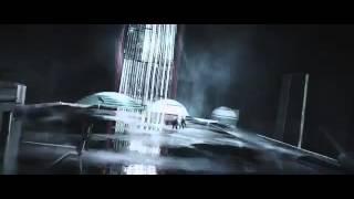 getlinkyoutube.com-Dragonball Z-The Fall Of Man-Fight-TRUNKS V/S CELL