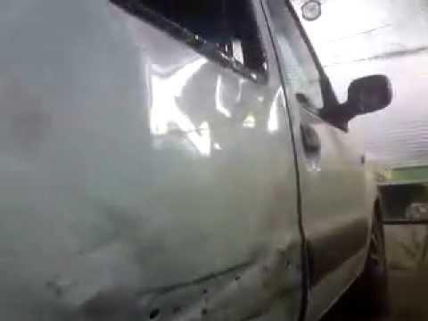 Renault - Kangoo очередной ремонт 1часть