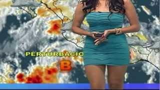 getlinkyoutube.com-chica dando el clima micro vestido pegadito
