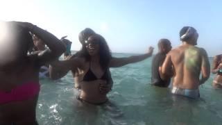 getlinkyoutube.com-Wine Down Cruise in Tobago Nylon Pool (Trinidad Carnival 2014)