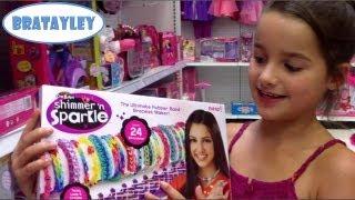 getlinkyoutube.com-cra-Z-loom Bracelets!  (WK 140.5) | Bratayley