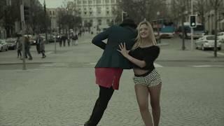 getlinkyoutube.com-Lisa Dunke & Mandela Nelson Dancing Kizomba and Afro-House