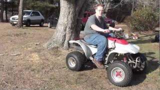 getlinkyoutube.com-Honda 250x ATV