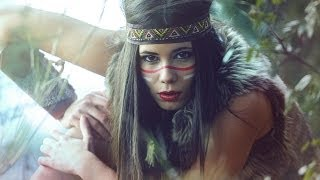 getlinkyoutube.com-Sandra Tena - BTS Native American