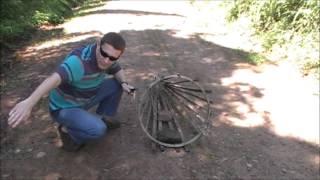 Jequi - Armadilha Artesanal Para Peixes